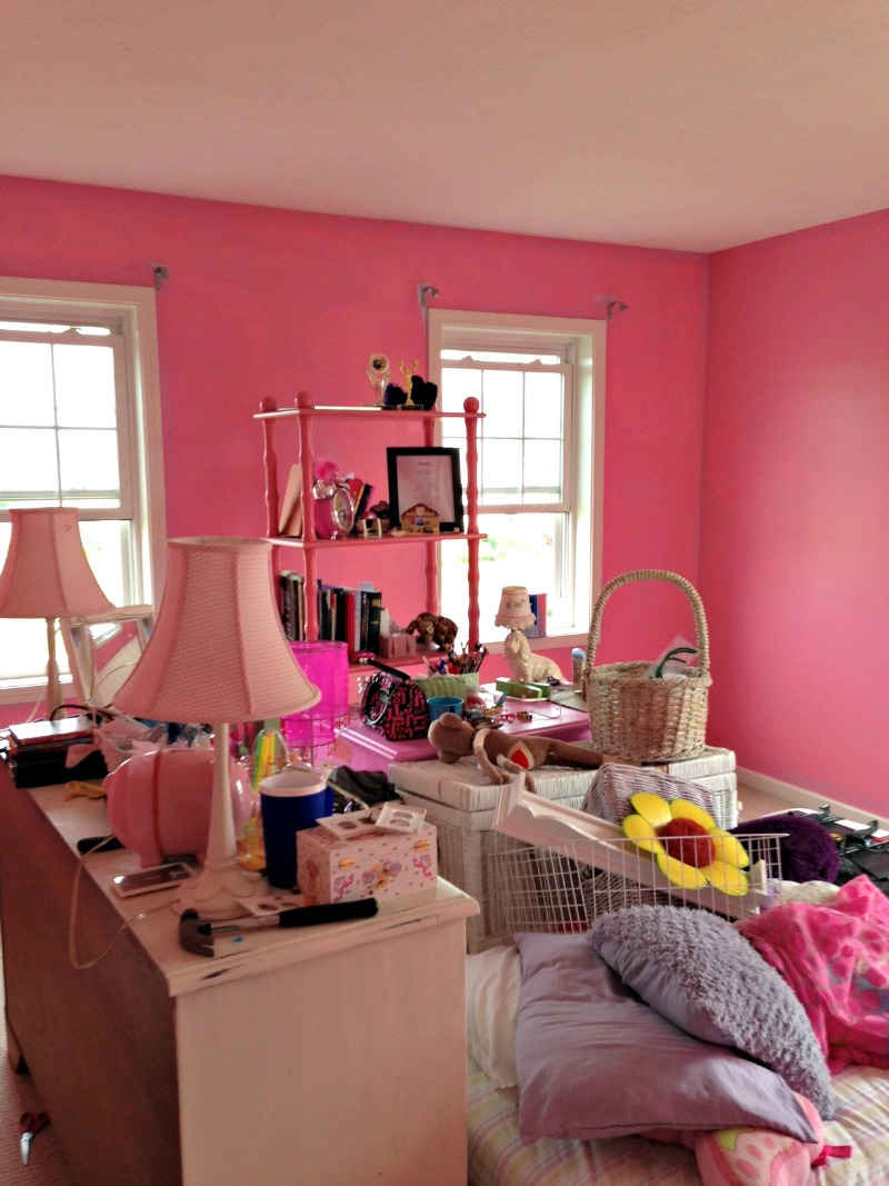 Who Painted Pepto Bismol all over Emma\'s Walls? – Chernee\'s House