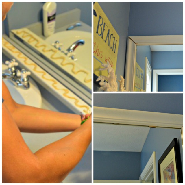 jamie installing mirror web