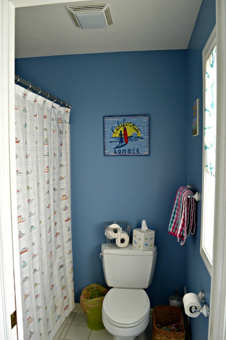 Kids shower area web