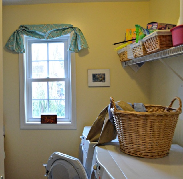 Laundry room before web