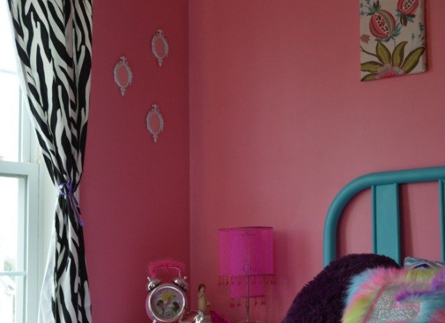sneak peak at Emma's room