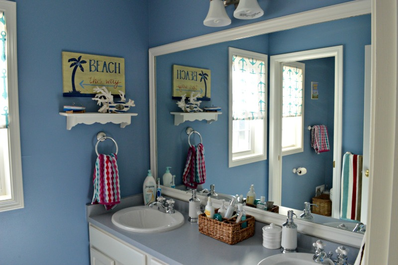 neutral kids bathroom the gender neutral bathroom nautical style chernee s house 13804