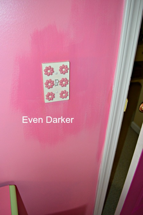 Even darker the wrong color in Emma's room web