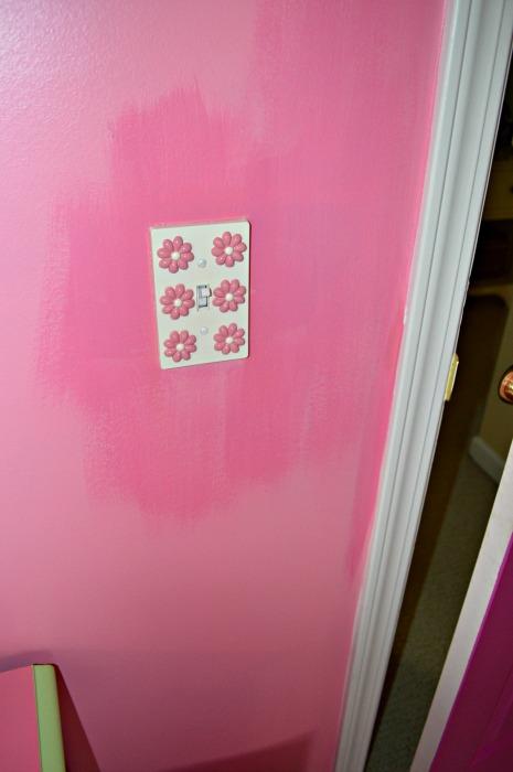 Paint error Emma's room web