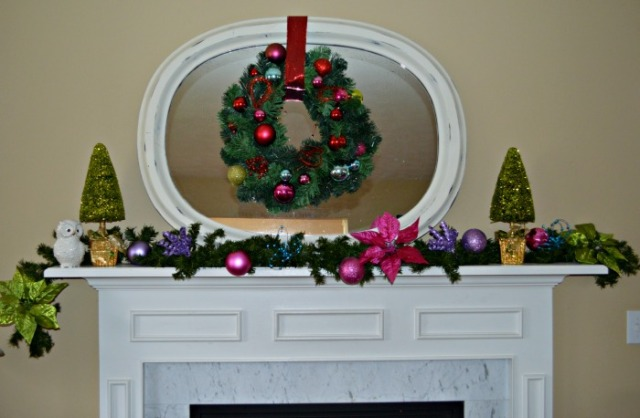 Mantel 2013 front view