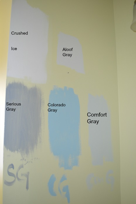 Bathroom Color choices Sherwim Williams web