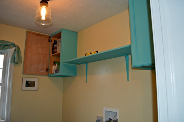 One shelf up web