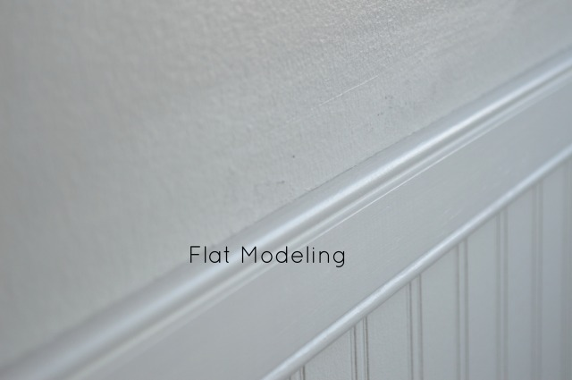 Flat Modeling