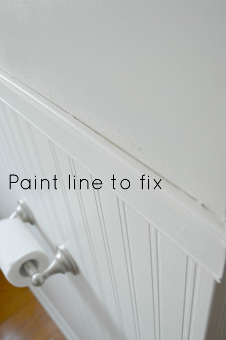 Paint line to fix 2