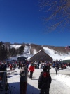 the mt snow resort
