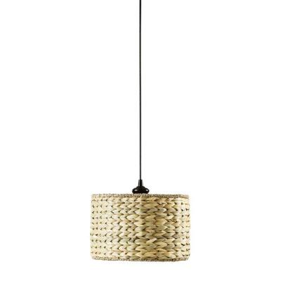 wicker pendant lampshade